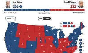 「GIS数据」又一种方法获取美国大选数据(包含2016和2020年数据)