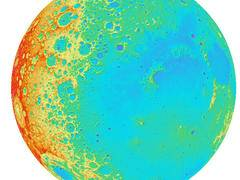 「GIS趣玩」几个关于月球的宝藏工具