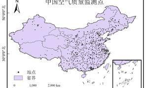 「GIS技巧」编程小白如何快速处理空气质量数据