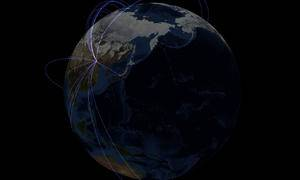 「GIS可视化」使用ECharts可视化2019中国移民数据