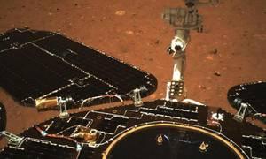 「GIS小知识」火星上的经纬度