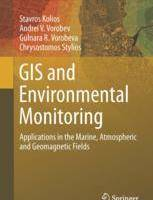 GIS and Environmental Monitoring: Applications in the Marine, Atmospheric and Geomagnetic Fields