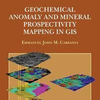 Geochemical Anomaly and Mineral Prospectivity Mapping in GIS