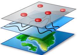 GIS基础-DEM道路选线