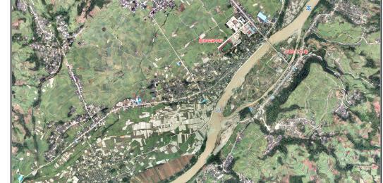 雅安地区无人机航拍数据共享