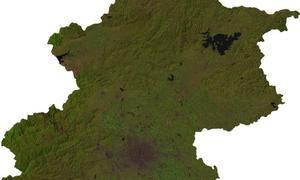GIS数据地图数据-中国行政区划遥感数据免费下载
