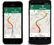 新版Google Maps整合Uber叫车服务