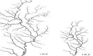 河流的制图综合