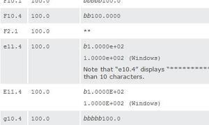 IDL设置float dobule数据类型的有效数字和小数点位数