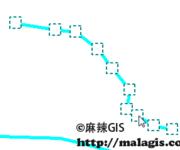 VC++开发GIS系统(185)线上加点之核心函数实现