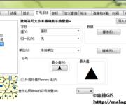 ArcGIS操作教程(95)ArcMap使用比例符号