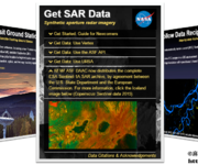 推荐一个免费SAR数据资源下载网站
