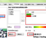 ArcGIS操作教程(98)ArcMap绘制条形图和柱状图