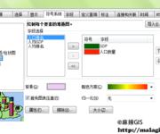 ArcGIS操作教程(99)ArcMap绘制堆叠图