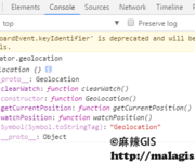 [WebGIS] HTML5跟踪GPS轨迹(1)关于HTML5中的定位函数