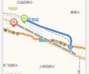 高德/百度地图(JavaScript)使用圆角地图容器