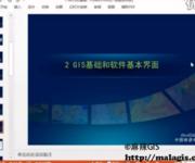 ArcGIS制图视频教程(2)ArcGIS制图基础