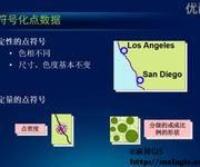 ArcGIS制图视频教程(3)地图符号制作