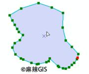 ArcGIS(ArcMap)移动折线中的点