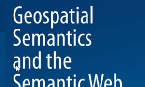 《Geospatial Semantics and the Semantic Web》(pdf版本)