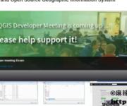 QGIS操作教学视频(1)下载 QGIS