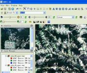 ENVI基础操作教学视频(34)森林砍伐监测