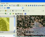 ENVI基础操作教学视频(35)耕地信息变化监测