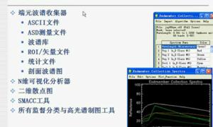 ENVI基础操作教学视频(41)植被识别