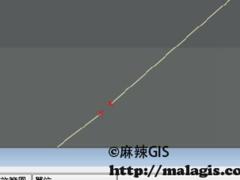 QGIS操作教学视频(11)设置邻点捕捉