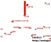 QGIS操作教学视频(24)矢量图层属性的图表展示方法(饼图、柱状图)