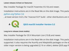 在 macOS 下安装 QGIS 的步骤总结