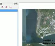 QGIS操作教学视频(56)将WMS服务保存为坐标影像