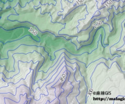 QGIS操作教学视频(59)如何制作一张专业且漂亮的地形图