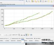 QGIS操作教学视频(61)多期地形剖面图的制作