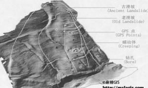 GPS原理应用(9-4)实例:中国四川雅安地质灾害预警示范区