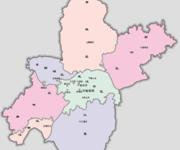 「地图故事」哪个省会人口占全省人口比例最高?
