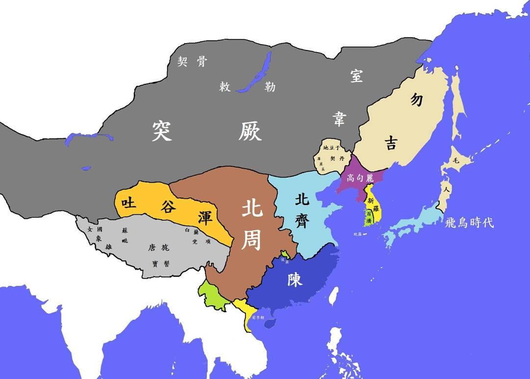 中国地图文化