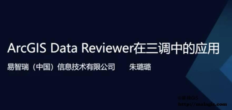 Data Reviewer在三调中的应用