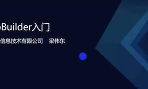 2019年Esri技术公开课(12)Web AppBuilder入门