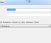 ArcGIS Engine 10 开发手册(4-8)创建一个要素数据类