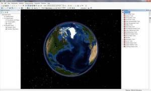 ArcGIS三维入门(1-1)ArcGIS三维场景简介