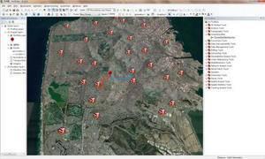 ArcGIS三维入门(6-6)ArcGIS三维空间分析一体化
