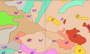 ArcGIS制图手册(4-3)标注角标
