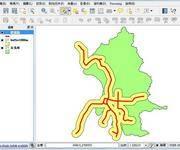 QGIS中文操作手册(8-1)QGIS缓冲区分析(Buffer)