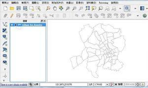 QGIS中文操作手册(8-5)融合分析-属性合并(Dissolve)